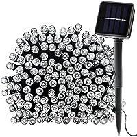 Alimentato ad Energia Solare Luci Della Stringa del LED, OMGAI 39Ft 100 LED Stellato luci (Corda Solare)