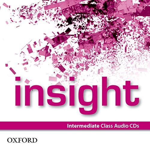 Insight Intermediate. Class CD