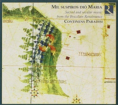 Mil Suspiros Dio Maria/Various