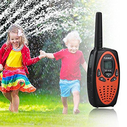 Zoom IMG-2 floureon 4x ricetrasmittente pmr radio