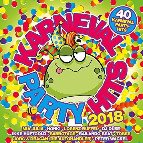 Karneval Party Hits 2018 [Expl...