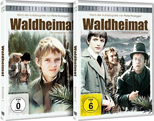 Staffeln 1+2 (4 DVDs)