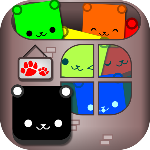 Black Bearies - A Slide and Merge Puzzle with Colors (Magic Call-app)