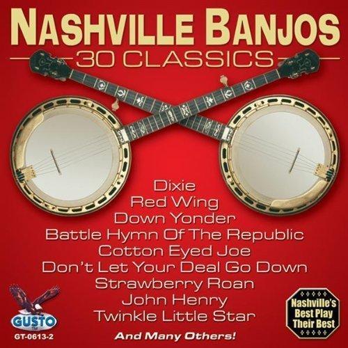 Nashville Banjos - 30 Classics
