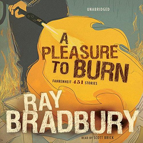 A Pleasure to Burn  Audiolibri