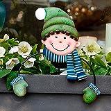 Gärtner Pötschke Pflanzenstecker Winterwichtel Tom