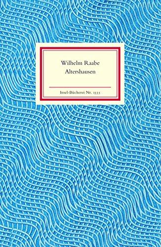 Altershausen: Roman (Insel-Bücherei)