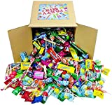 A Great Surprise Assortiment de bonbons Party Mix, 6 x 6 x 6 en vrac boîte (Appx. 4lbs) : Fire Balls, Airheads, Jawbusters, Laffy Taffys 4 lb en vrac