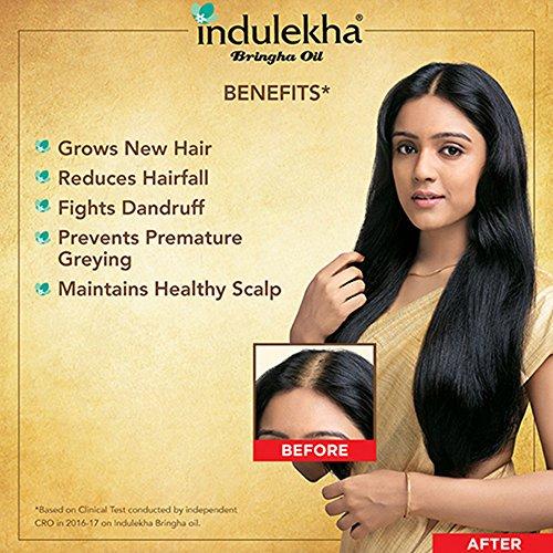Indulekha Bhringa Hair Oil, 100ml