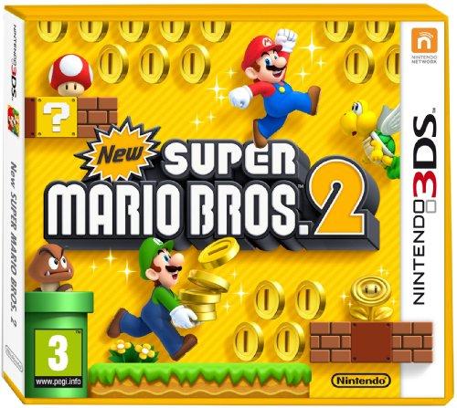 New Super Mario Bros: 2 (Nintendo 3DS) [Importación inglesa]