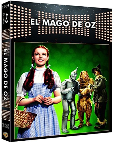 El Mago De Oz Blu-Ray [Blu-ray] 61hu6 T12 2BL