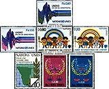Naciones Unidas - Ginebra 81-82,83-84,85,86-87 (completa.edición.) año 1979 completaett 1979 undro, NUnmibiUn, TribunUnl de JusticiUn u.Un. (sellos para los coleccionistas)