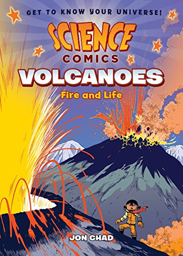 Science Comics Cover Image