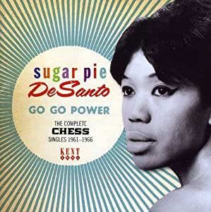 Go Go Power : The Complete Chess Singles 1961-1966