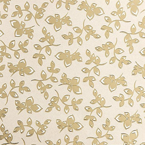 Edel-Faltpapier, Perlmutt, folienveredelt, 10x10 cm, 100 Blatt, gold   Papier für verschiedene Falttechniken, Origami, Bastelpapier   Rund ums Jahr   Weihnachten   DIY, Kunst, Handwerk (Design 4)