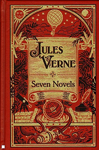 Jules Verne (Barnes & Noble Collectible Classics: Omnibus Edition): Seven Novels (Barnes & Noble Leatherbound Classic Collection) por Jules Verne