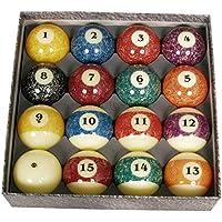 Pool-Ball-Satz 57,2 mm Stone Edition