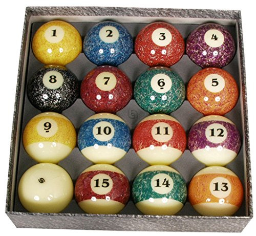 Pool-Ball-Satz 57,2 mm Stone Edition