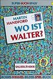Wo ist Walter?: Großes Wimmel-Bilder-Spiel-Buch