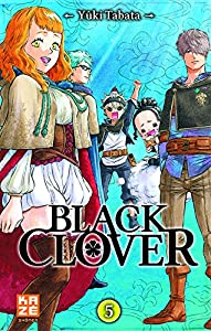 Black Clover Edition simple Tome 5