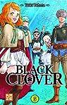 Black Clover, tome 5  par Tabata