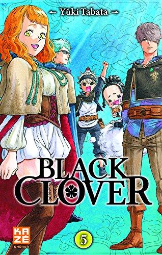 Black clover (Tome 5) : Lumière