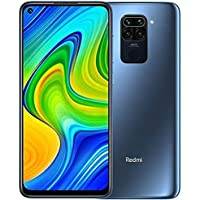 "Xiaomi Redmi Note 9 Smartphone 3GB 64GB 48MP Quad Kamera Hotshot 6.53"" FHD+ DotDisplay 5020 mAh 3.5mm Headphone Jack NFC…"