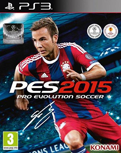 JUEGO PS3 PRO EVOLUTION SOCCER 2015 (Juego De Ps3)