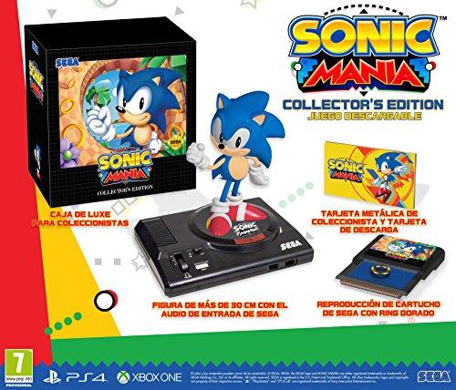 Sonic Mania Edición Coleccionista (PS4) (precio: 89,99€)