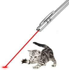 VG Laser Light Toy Pet Cat Dog Interactive Chaser Playful Training Toy