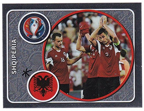 Panini EURO 2016 France - Sticker #13 (Albanien)