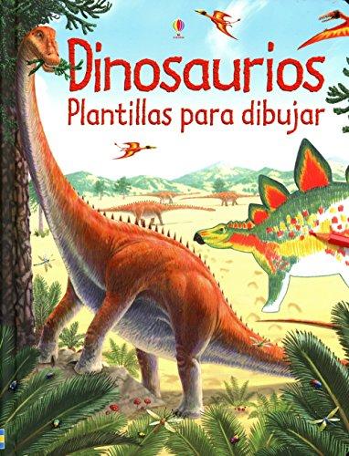 Dinosaurios. Plantillas Para Dibujar