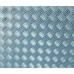 Font'Fix - Mini Rouleaux Adhésifs 0.45X1.5M Métal Cannage