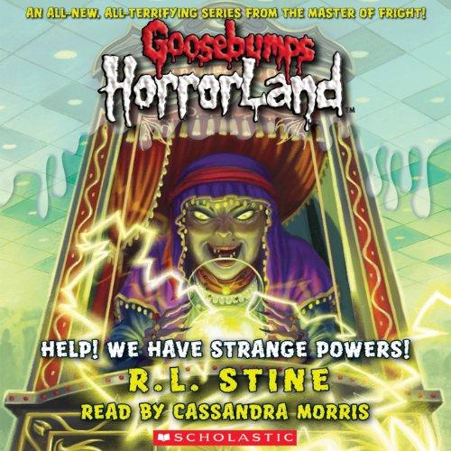 Goosebumps Horrorland, Book 10  Audiolibri