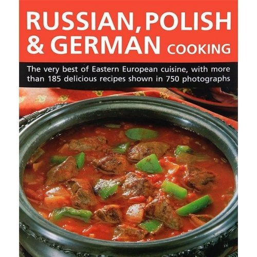 Russian, Polish & German Cooking by Jordan (2006-01-01)