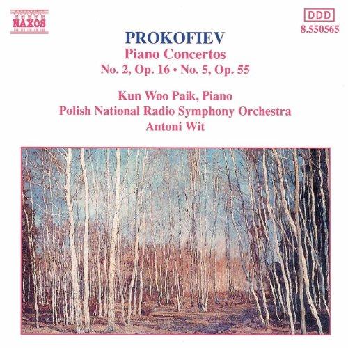 Prokofiev: Piano Concertos Nos...