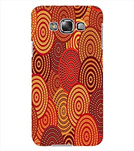 ColourCraft Pattern Design Back Case Cover for SAMSUNG GALAXY GRAND MAX G720