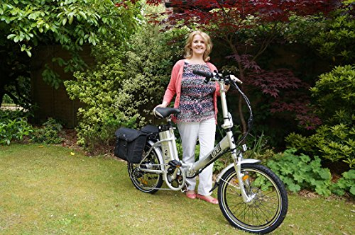 LifeCycle Traveller Folding Electric Bike