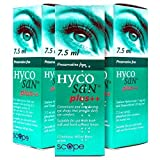 TRIPLE PACK of Hycosan PLUS 7.5ml