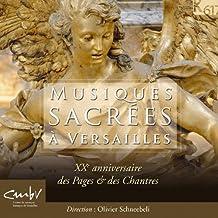 Musiques Sacrees A Versailles
