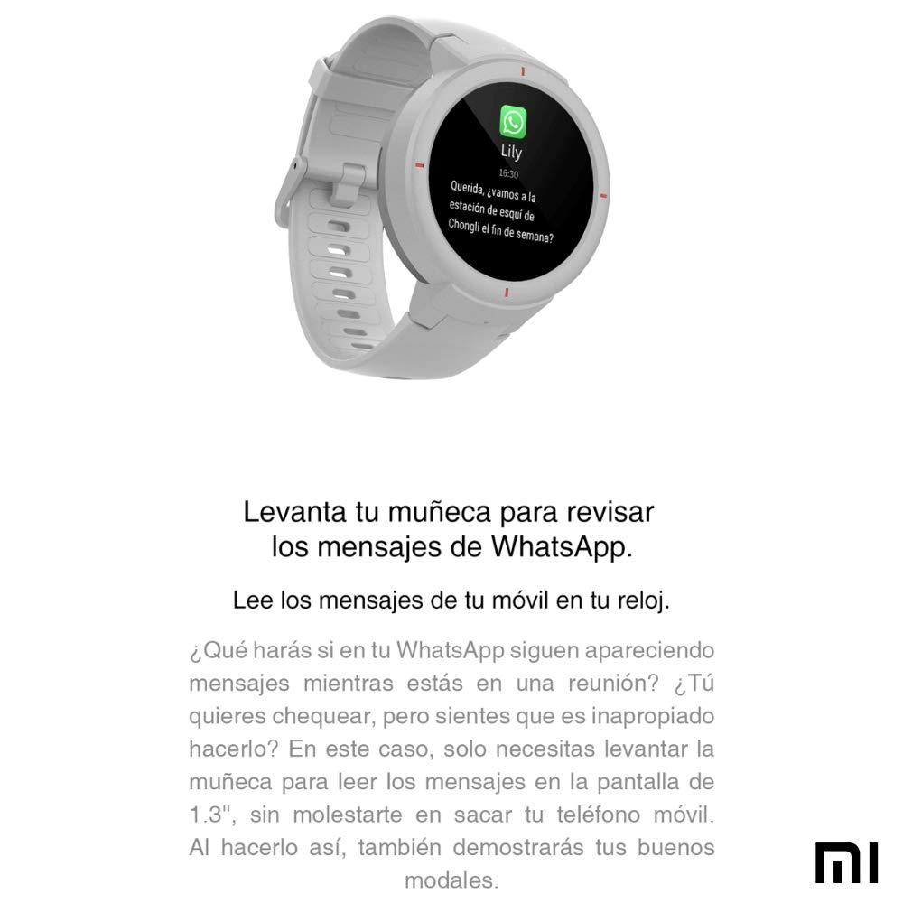 77f3b29d0 Deportivo Gps Xiaomi Verge Amazfit Smartwatch Reloj Y7Ifg6yvb