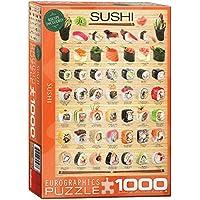 Eurographics Puzzle, Sushi, 1000 pezzi
