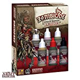 Army Painter ARM08031 - Zombicide Green Horde Paint Set