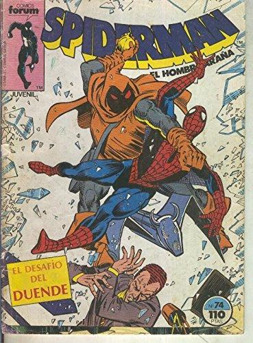 Spiderman volumen 1 numero 074