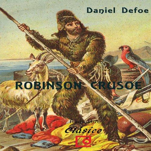 Robinson Crusoe  Audiolibri