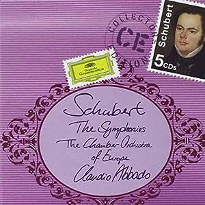 Schubert : Les Symphonies (Coffret 5 CD)
