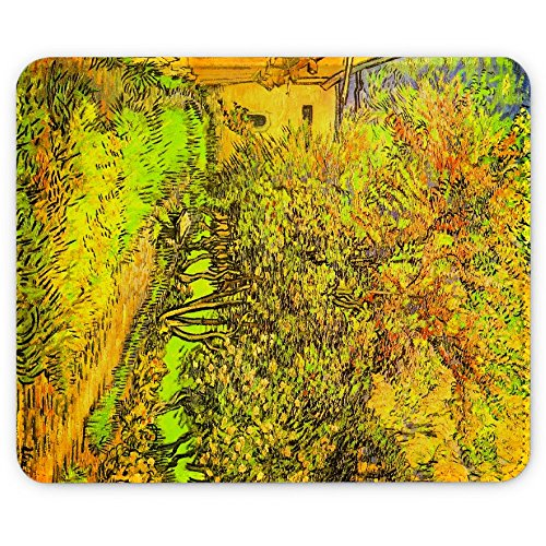 van-gogh-the-garden-of-the-clinic-of-saint-remy-pelle-mouse-pad-tappetino-per-mouse-mouse-mat-con-im