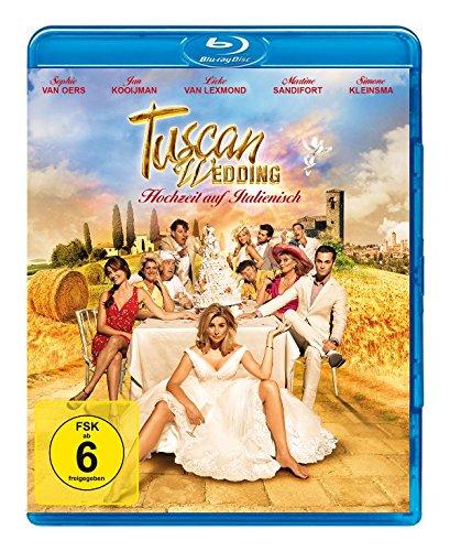 Tuscan Wedding - Hochzeit auf Italienisch (Blu-ray)