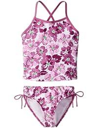 Kanu Surf Girls' Lei Tankini Swimsuit