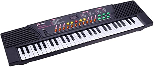 Kids Piano, 54 Key Multifunction Children's Electric Kids Keyboard Piano Music Instrument for Beginners and Toddler